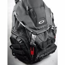 Lindo Mochila Elite Oakley Double Metal Back Pack Bolsa