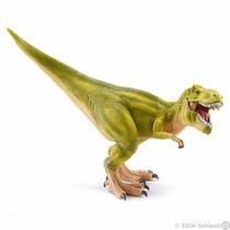 Schleich Dinosaurios 14528dino.tyrannosaurus Rex Verde Claro