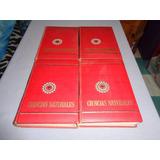 Enciclopedia Ciencias Naturales *bruguera 4 Tomos*