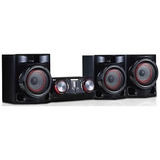 Minicomponente 8100 Wts/cd/doble Usb/bluetooth Lg Mod. Cj45