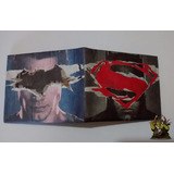 Billetera Batman Vs Superman Lootcrate Exclusiva