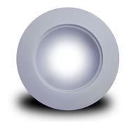 Lampara Panel Led Inteligente Luz Fría Caliente Con Control