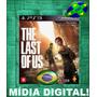 The Last Of Us - Dublado Em Português Br - Ps3 Psn