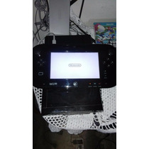 Wii U Con Accesorios Incluido Listo Para Agregar Juegos