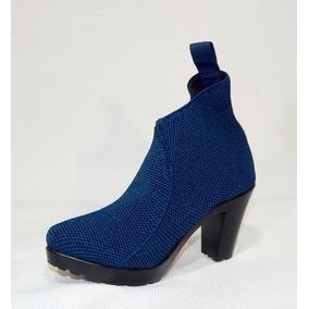 Zapato San Miguel Botin Fiji Elastico Ajustable Exportación