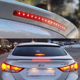Aleron Modelo Lip Led Hyundai New Elantra 2012-16