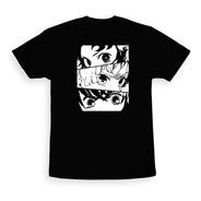 Camiseta Demon Slayer Kimetsu No Yaiba Tanjiro Nezuko