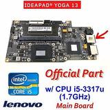 11s11201262 De 11201262 Cpu I5-3317u Lenovo Ultrabook Yoga