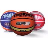 Pelota Basquet N° 3 Molten Gr3 Infantil Basket Mini Pre-mini 1de9c109ef8
