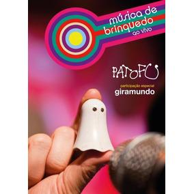 Pato Fu - Música De Brinquedo - Ao Vivo - Dvd