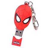 Pendrive 8gb Spiderman Llavero Oferta Loi
