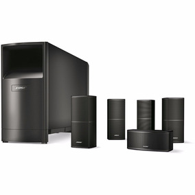 Kit Bose Home Theater Acoustimass 10 Serie-5 Vendedor Gold
