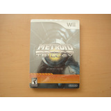 Metroid Prime Trilogy Nintendo Wii Nuevo - Rtg +++++