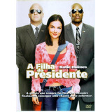 Dvd - A Filha Do Presidente - Lacrado