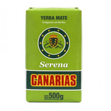 Erva-mate Uruguaya Canárias Serena 500g
