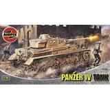 Airfix A Escala Panzer Iv Vehículos Tanque Militar Clásica