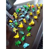 Kit Com 40 Unidades Diferentes De Pokemons Frete Grátis