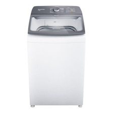 Máquina De Lavar Automática Brastemp Bwk12a  Branca 12kg 127v