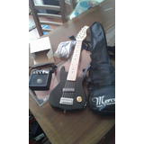 Set Guitarra Eléctrica - Amplificador Infantil-niños Mercury