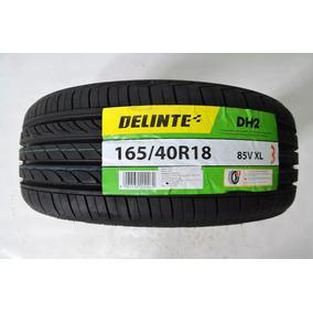 Pneu 165/40/18 85v - Delinte Dh2 Clio Saveiro Corsa Eurolook