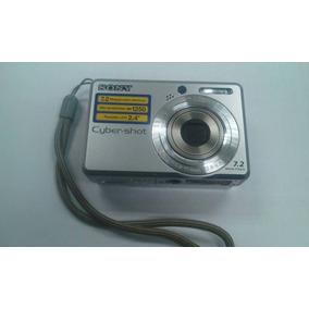 Camara Sony Cyber-shot 7.2mp Dsc S730