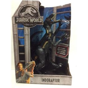 Nuevo Indoraptor Jurassic World Dinosaurio