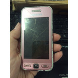 Celular Samsung S5230 Star Touch Screen Rosa