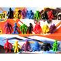 Mc Mad Car Muñecos Figuras Ben 10 Coleccion Cereal Premium