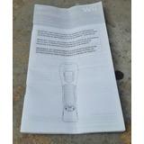Manual De Instrucciones Nintendo Wii Motion Plus Original