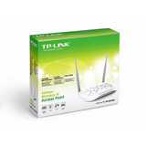 Access Point Tp-link 2 Antenas 300mbps Tl-wa801nd Nuevo