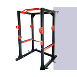 Power Rack Poder Sentadillas Dominadas Pull Ups Crossfit