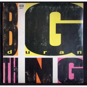 Big Thing-duran Duran-nacional-lp Vinilo-8,5 Puntos