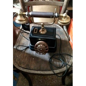 Telefono Antiguo Telefonica A Disco Ericson En La Plata