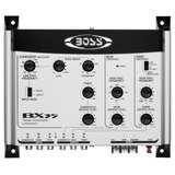 Boss Audio Bx35 3 Vías Crossover Electrónico Pre-amp Coche