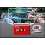 Smart Tv Led Bgh 40 Ble4015rtfx Nuevo Modelo Quad Core