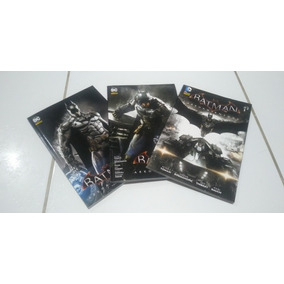 Hq Lote Batman Arkham Knight Volume 1, 2, 3