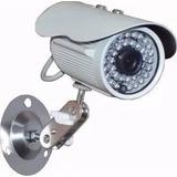 2 Câmera Aprica Ccd Video Led Lente 3.6mm 700linhas Cominfra