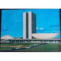 Cartão Postal- Brasília- Congresso Nacional- Não Circulado