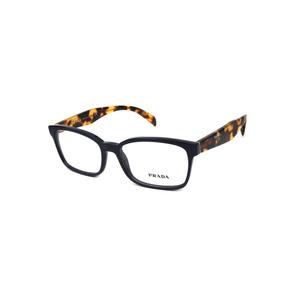 f158bd07a Armacao Oculos Prada Feminina Armacoes - Óculos Azul escuro no ...