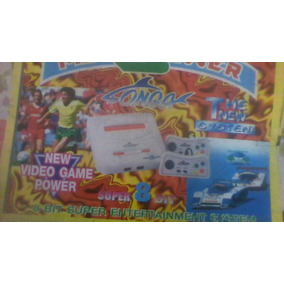 Family Game Consola Mega Power Onga De Los 90