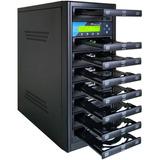 Torre Duplicadora Cd Dvd Liteon 8 Quemadores Sata Doble Capa