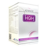 Hgh Advance X 60 Softgels Original, Hormona De Crecimiento