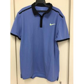Camisa Tenista Nike Roger Federer 721385b089168