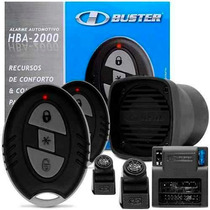 Alarme Automotivo Universal H-buster Hba-2000 2 Controles