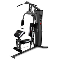 Estação De Musculação Kikos Gx2 +de 25 Exercícios Diferentes