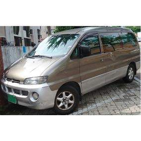 Luneta Térmica Hyundai H1 Van 98/07
