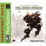 Final Fantasy Anthology (nuevo Sellado) - Play Station