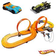 Pista Hot Wheels Autorama Slot Car Track Set 632 Cm