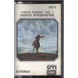 Canto Surero Vol.1 Alberto Merlo Argentino Luna Cassette