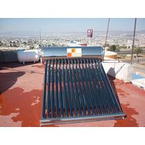 Mantenimiento A Calentador Solar De Agua